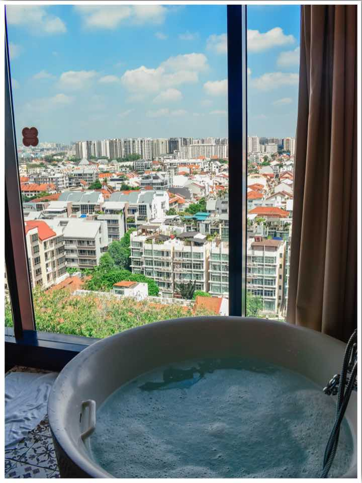 Toilets Hotel Indigo Singapore Greta