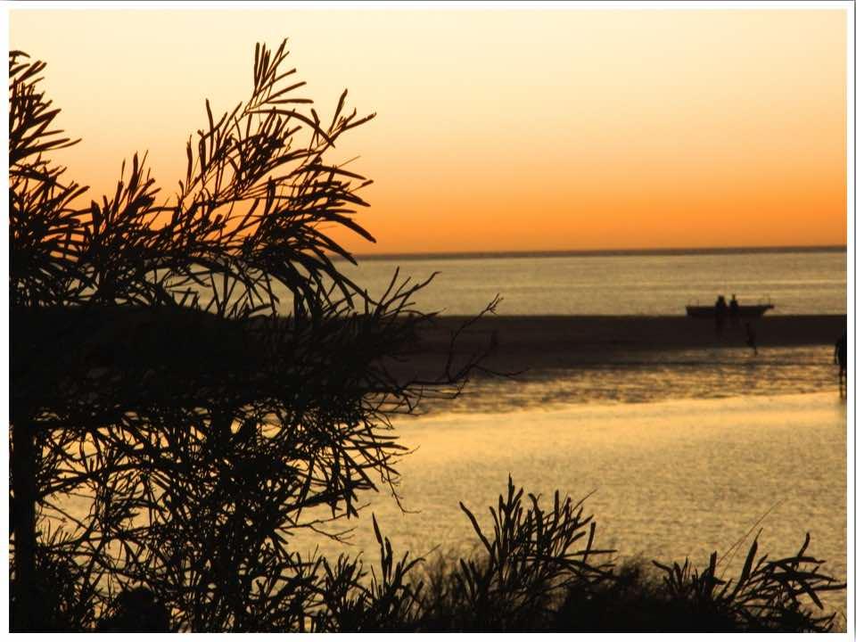 Coral Bay Western Australia Sunset