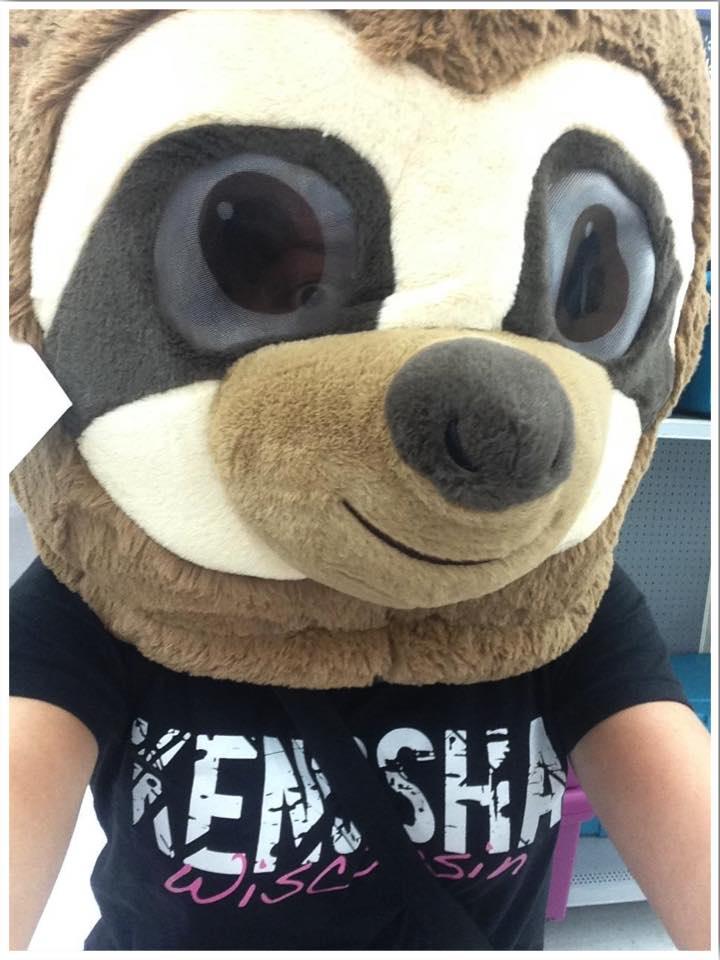 Walmart Meerkat Head
