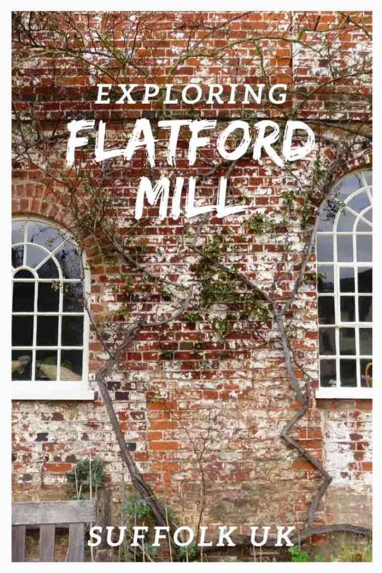 Exploring Flatford Mill and John Constable Country in Suffolk UK