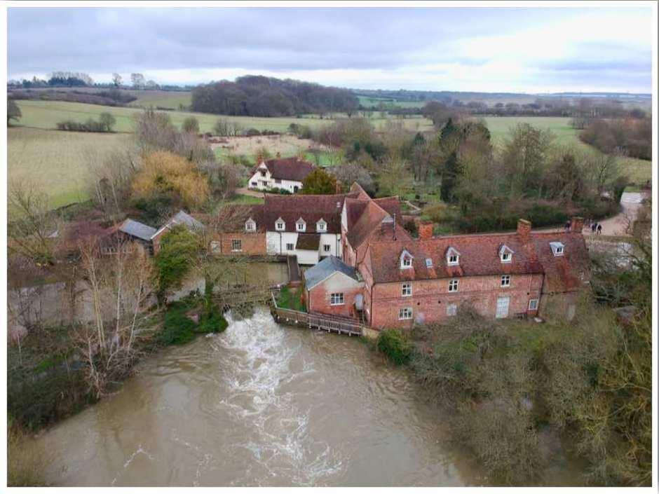 Flatford Mill Suffolk