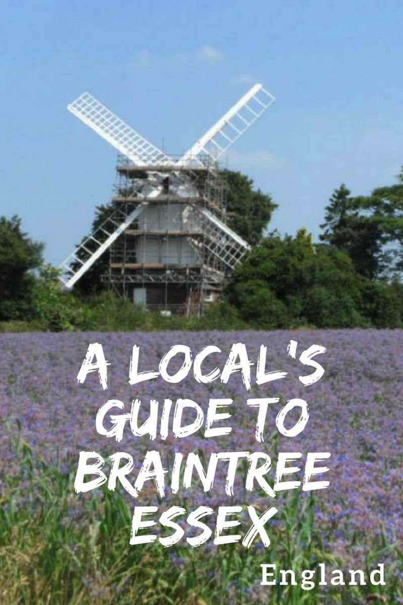 A Local's Guide To Braintree Essex and a look at the history of Braintree! England Travel