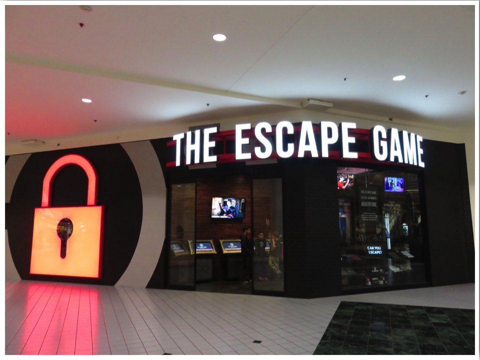 Mall of America Escape Game