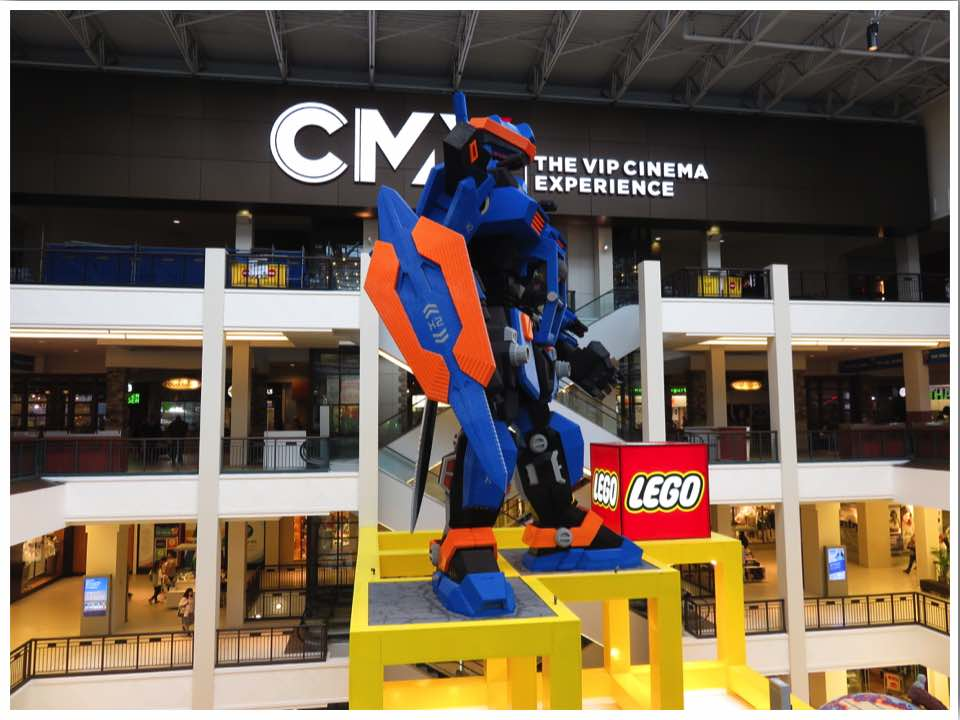 Mall of America Lego Store