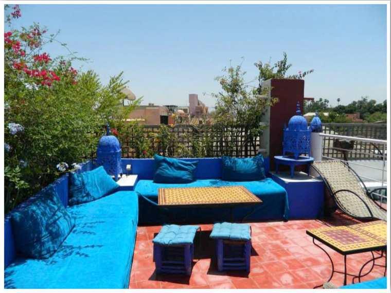 Marrakech Riad Morocco