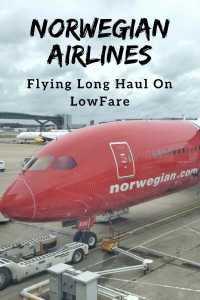 Norwegian Airlines Review. What it's like to fly long haul on the Norwegian LowFare. Transatlanic budget airline