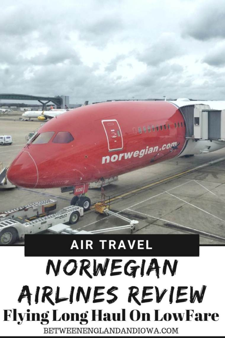 Norwegian Airlines LowFare Review.  Flying long haul on a budget airline!