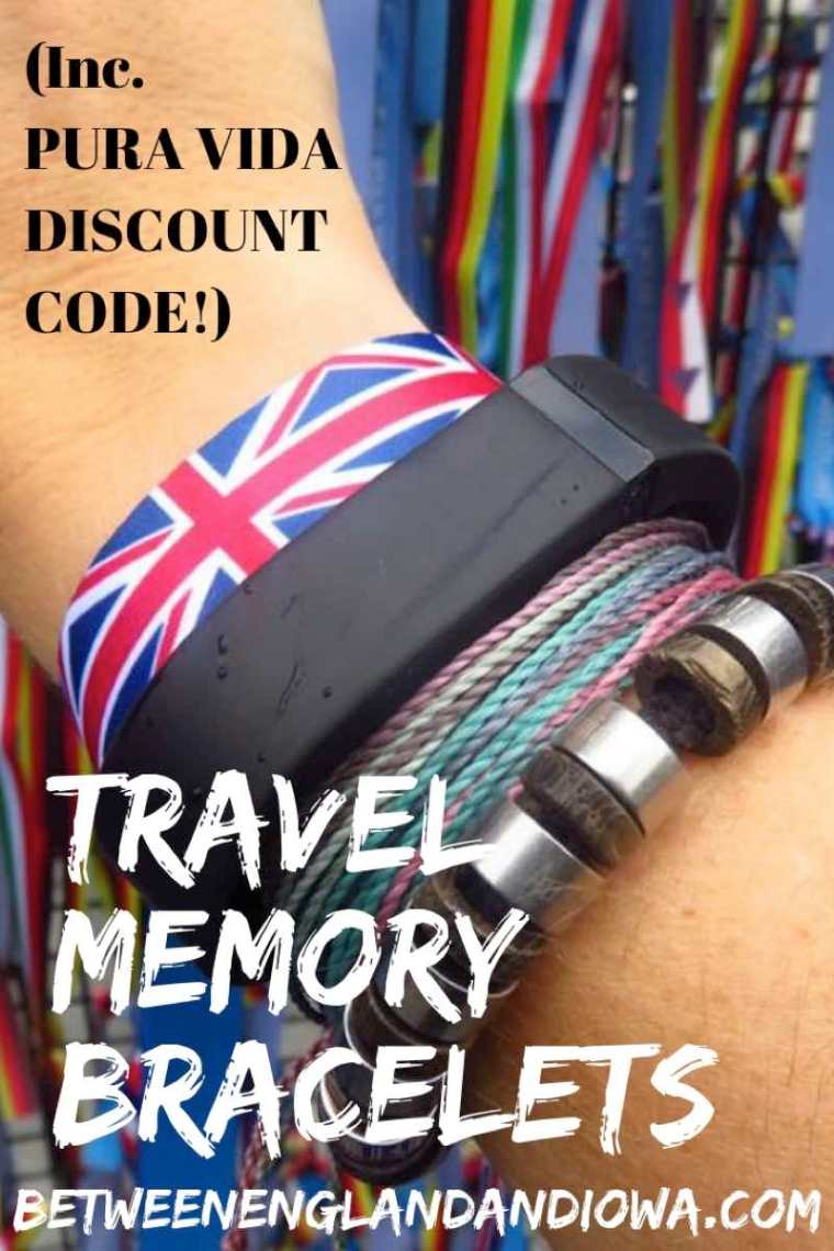 Travel Memory Bracelets! A look at some of my favourite travel jewellery companies!