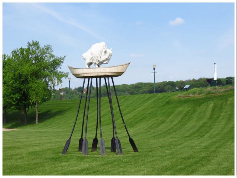 Dubuque Sculpture Walk