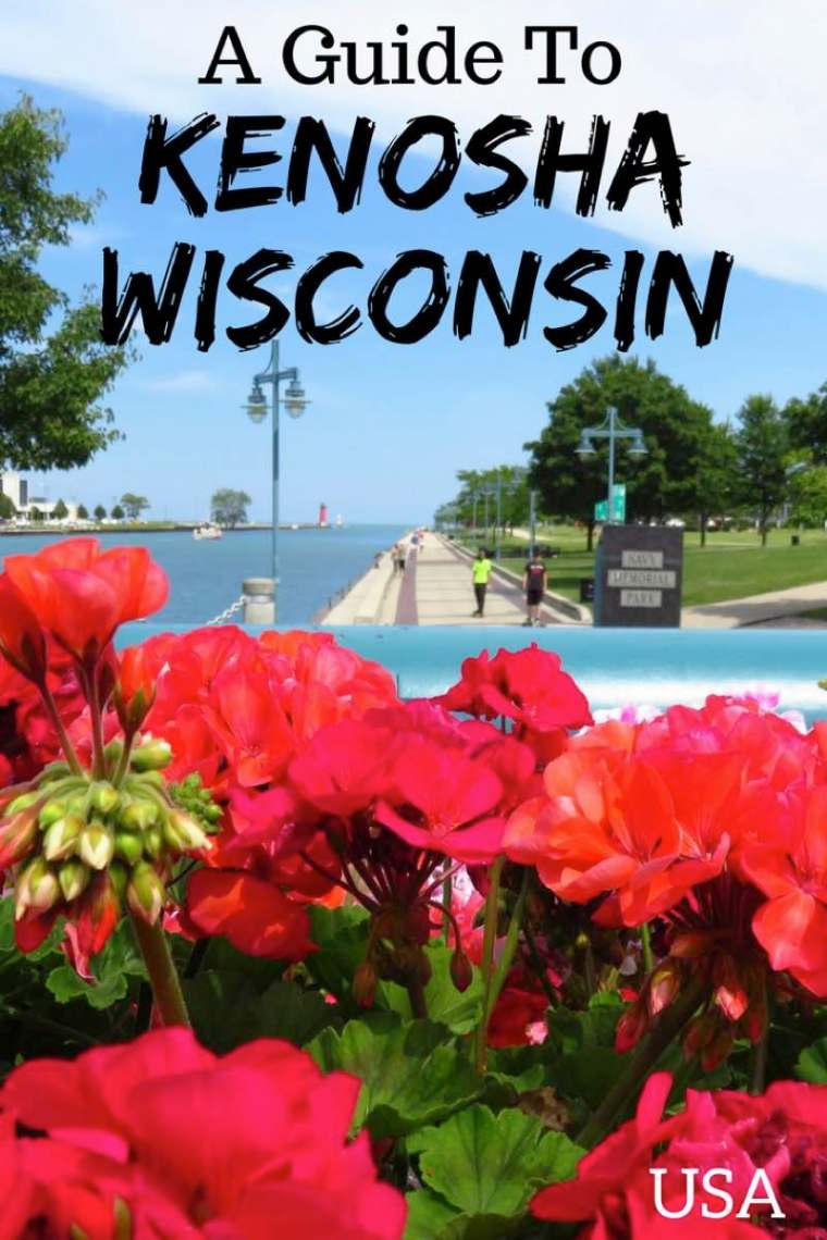 A Guide to Kenosha Wisconsin. Things to do in Kenosha WI for a fun stuff in this Lake Michigan town! #Kenosha #Wisconsin