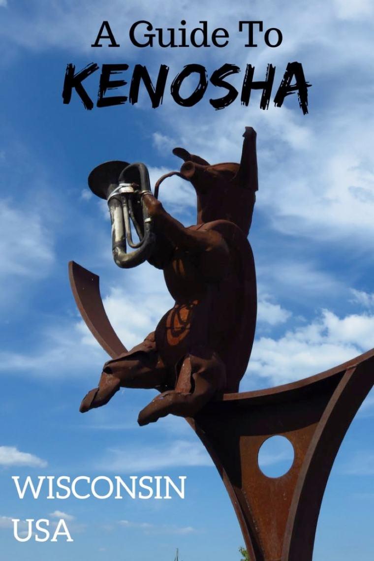 A Guide to Kenosha Wisconsin. Things to do in Kenosha WI, fun ideas for a visit to this Lake Michigan town!