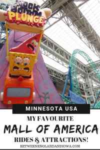Things to do at the Mall of America in Winter. Check out these Mall of America rides and attractions in Bloomington Minnesota!