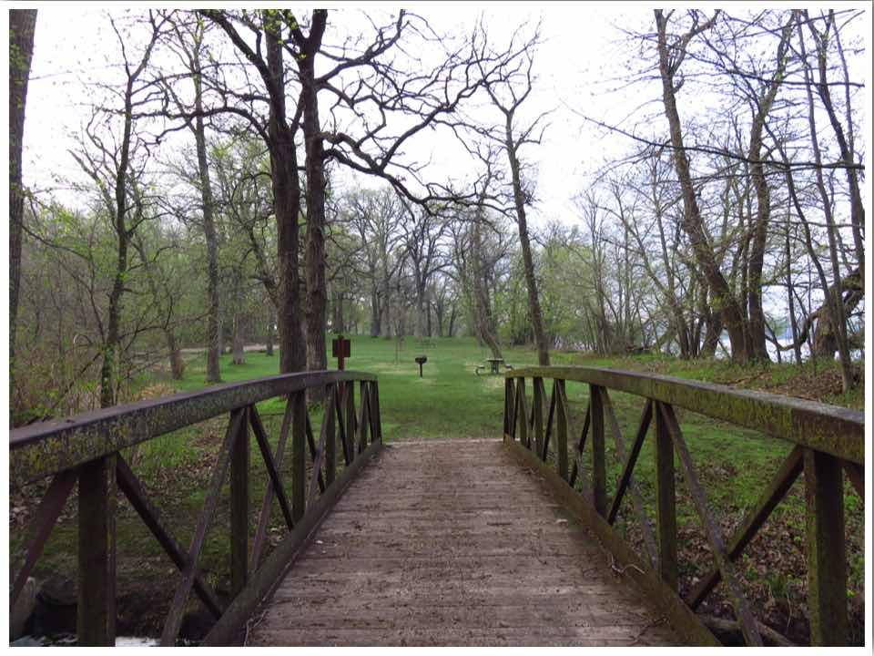 McIntosh Woods State Park IA