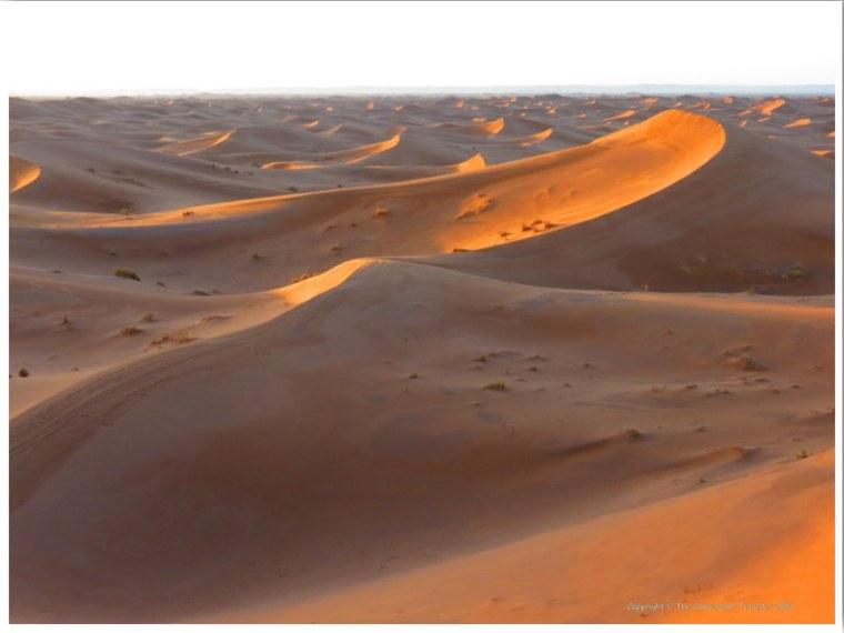 Erg Chigaga Morocco Conversant Traveller