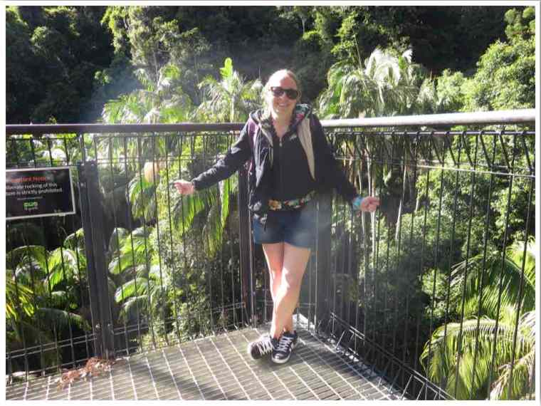 Australia Mount Tamborine Skywalk
