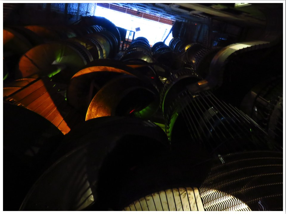 City Museum 10 Storey Slide