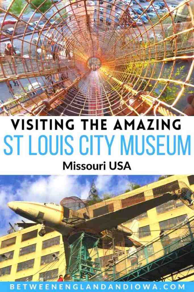 City Museum in St Louis Missouri USA