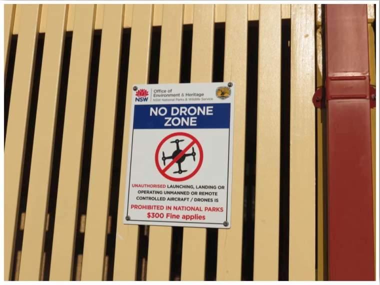 No Drone Zone Australia
