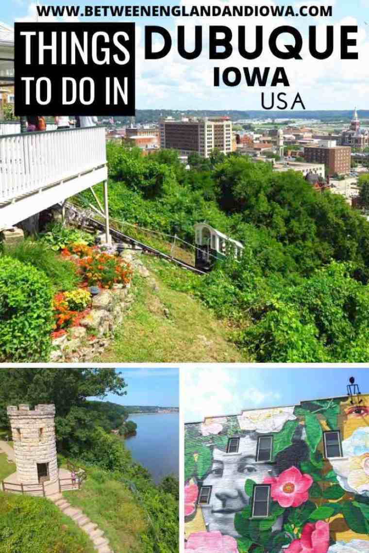 40+ Things To Do In Dubuque Iowa USA