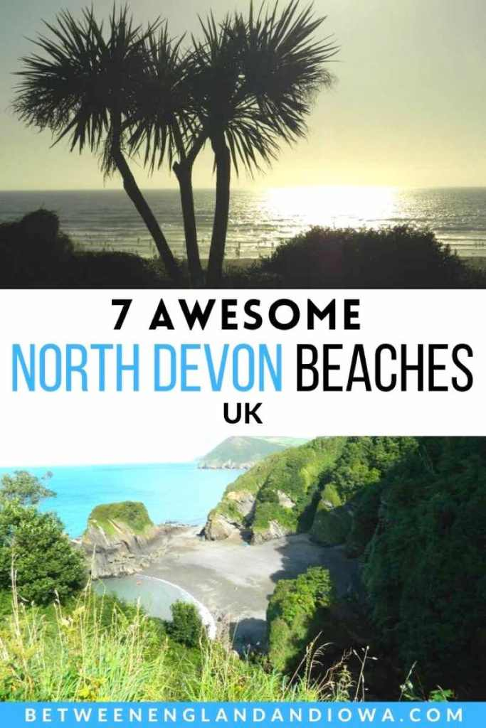 7 Awesome North Devon Beaches in England UK