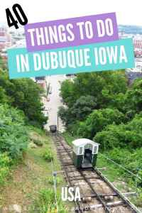 Things to do in Dubuque IA