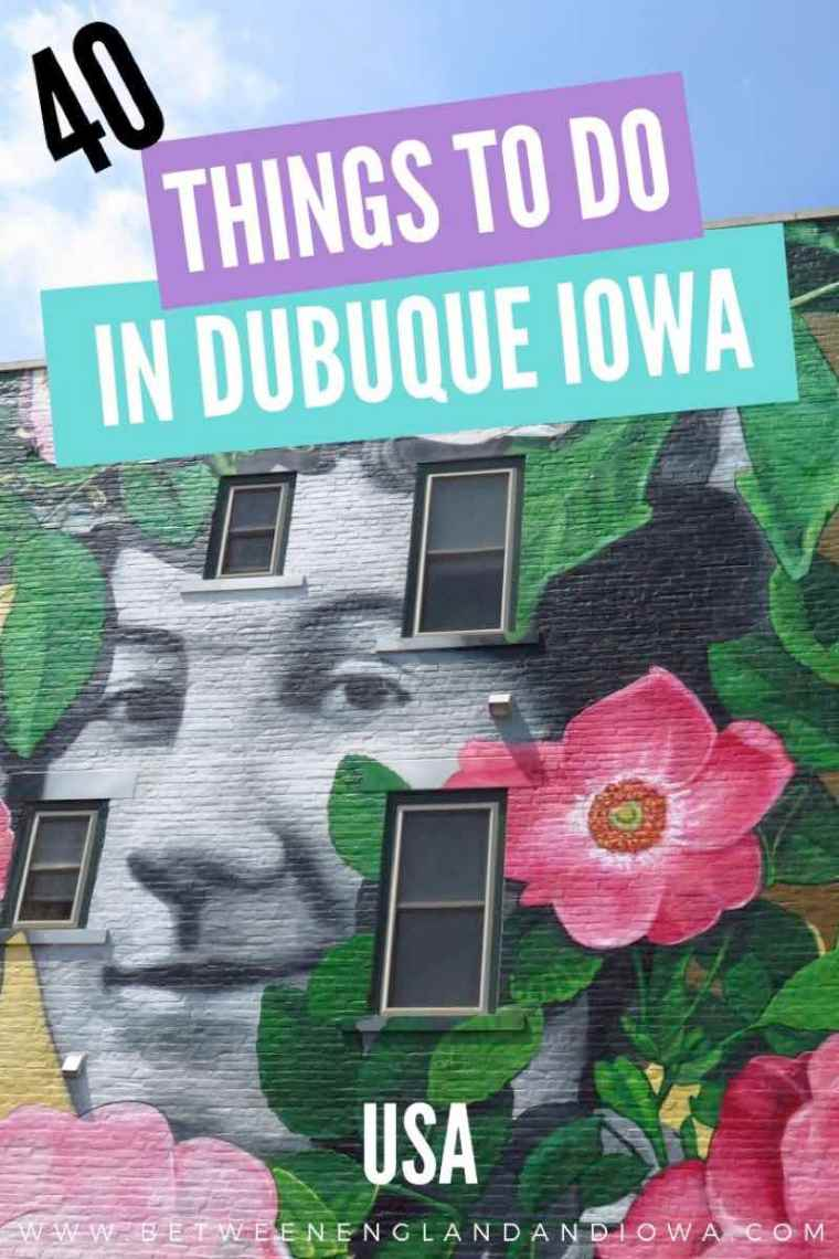 Things to do in Dubuque Iowa