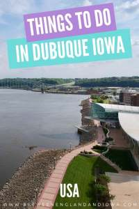 Things to do in Dubuque