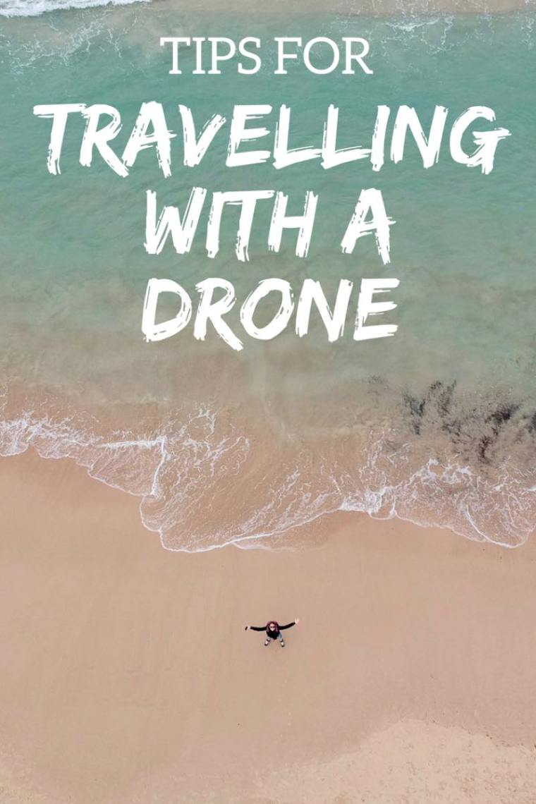 Tips for travelling with a drone. Here are some of my experiences when traveling with a drone!