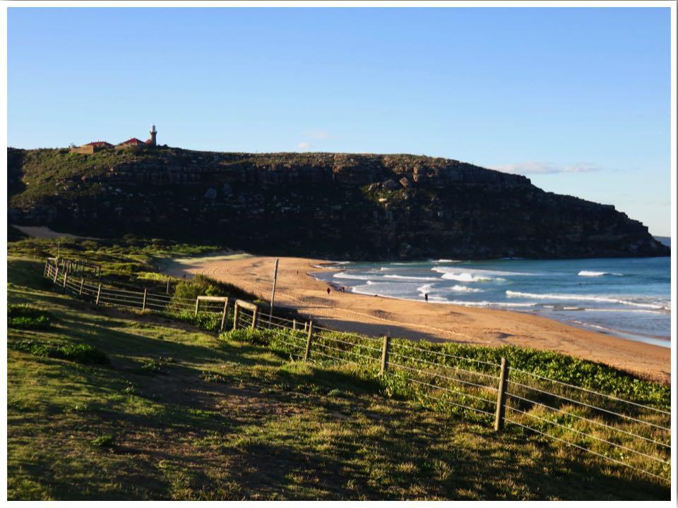 Barrenjoey Headland Palm Beach Australia