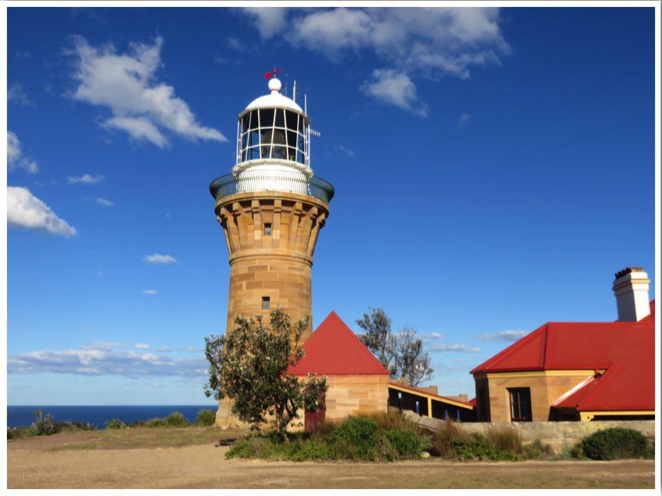 Barrenjoey Lighthouse Palm Beach Australia