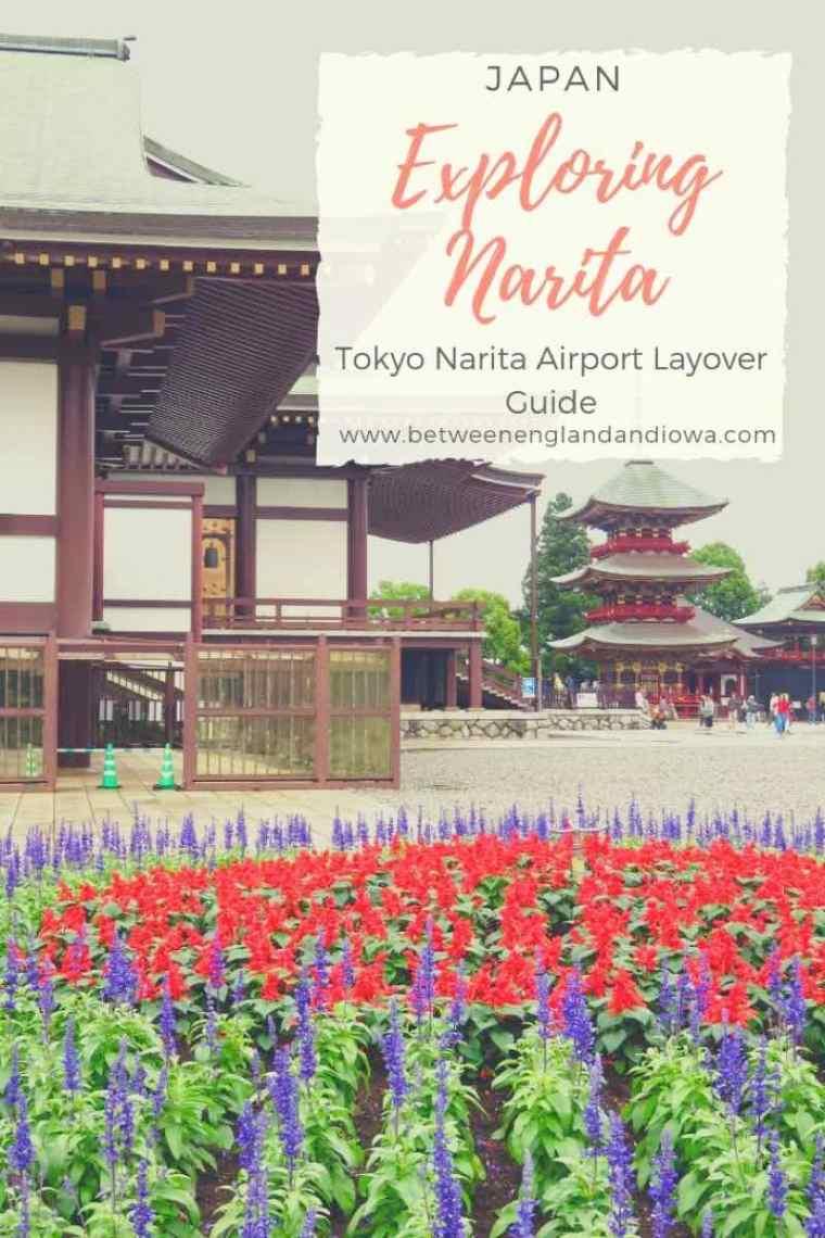 A guide to visiting Narita and Naritasan Temple in #Japan. Things to do in Narita, 10 minutes from Tokyo Narita Airport. #Tokyo Layover Guide #narita