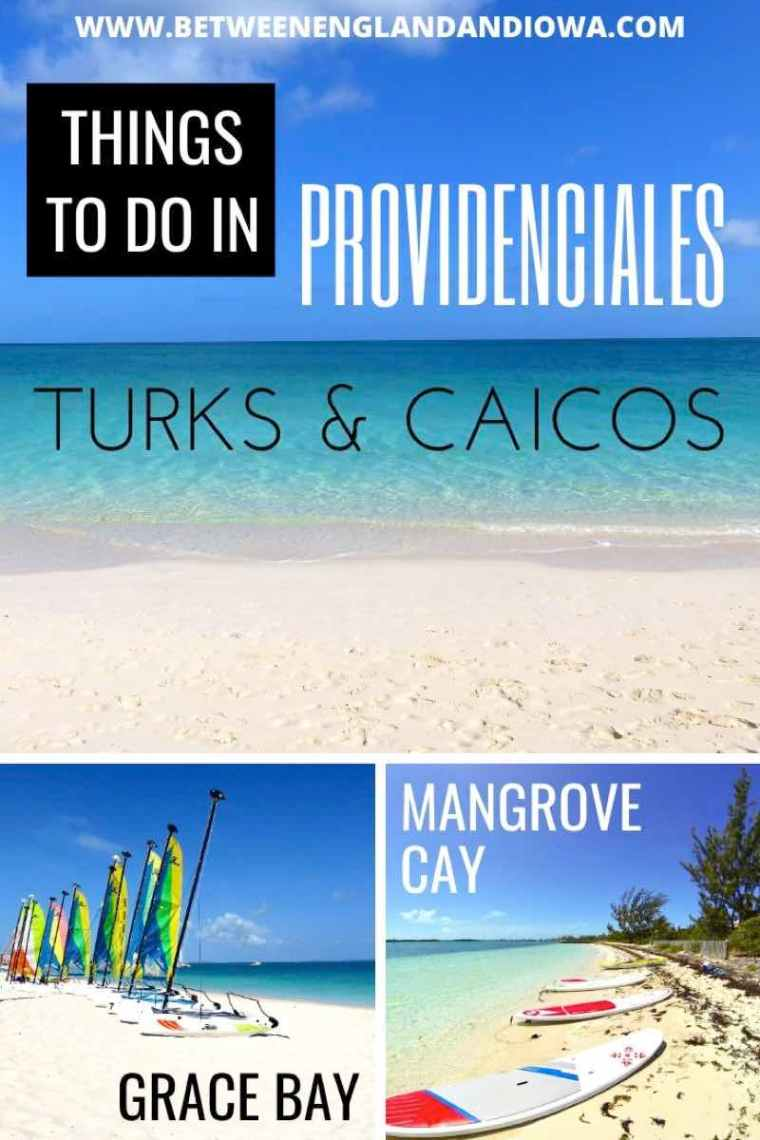 Things to do in Providenciales TCI