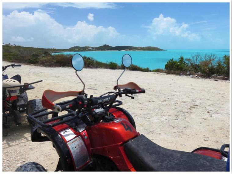 Turks and Caicos ATV Tour
