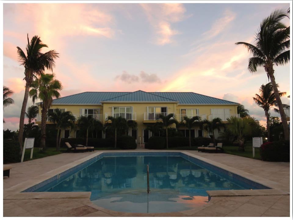 Turks and Caicos Grace Bay AirBnB