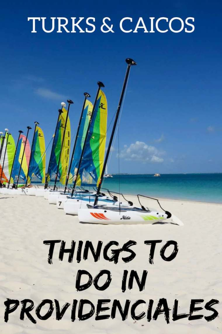 Turks and Caicos Islands: Things to do in Providenciales and the Grace Bay area!