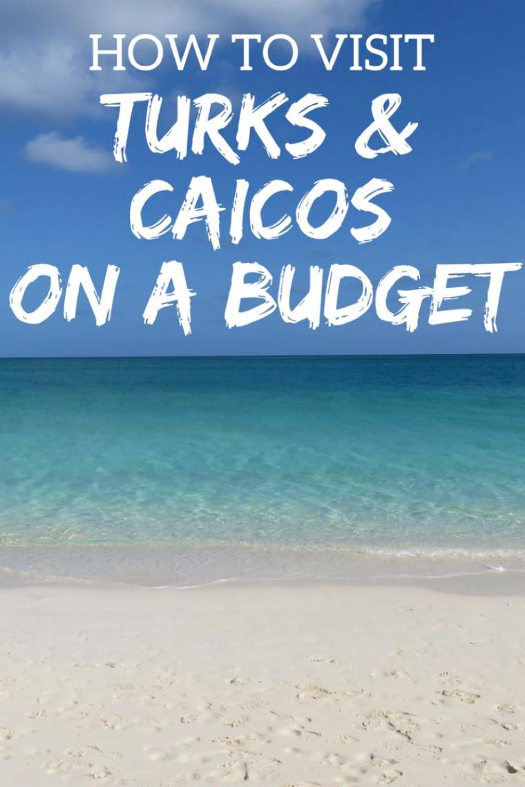 How to visit Turks and Caicos on a budget.  The Turks and Caicos Islands are expensive, but I share my Turks and Caicos budget breakdown and give tips on how to save money! #turksandcaicos