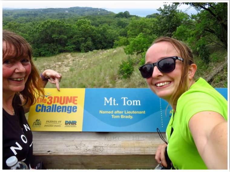 Indiana Dunes Mt Tom The 3 Dune Challenge