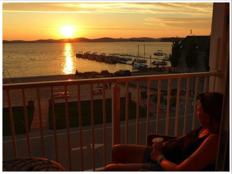 Silver Lake Michigan Dunes Waterfront Resort