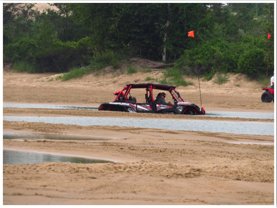 Silver Lake Sand Dunes ORV Michigan