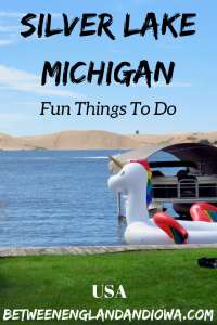 Fun things to do in Silver Lake Michigan USA! Can you believe there Silver Lake Sand Dunes are in the Midwest?!