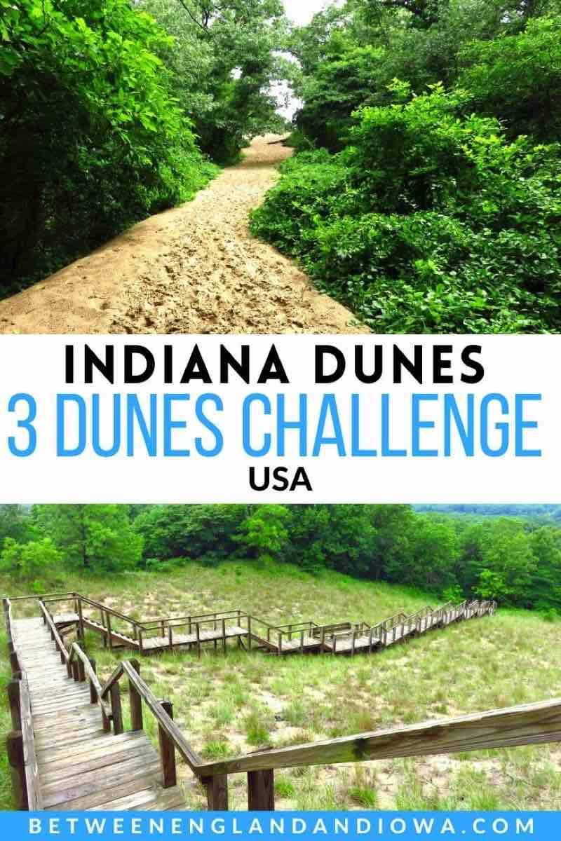 3 Dunes Challenge Indiana Dunes State Park
