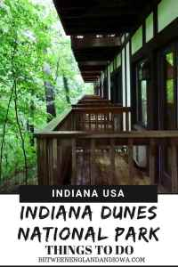 Things to do in and around Indiana Dunes National Park USA