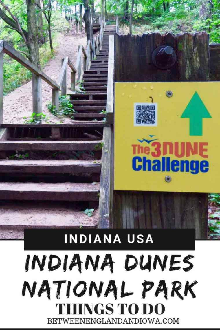 Indiana Dunes National Park USA. Indiana Dunes things to do, an easy day trip from Chicago, just 1 hour away!