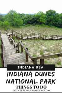 Indiana Dunes National Park USA. Indiana Dunes things to do, an easy day trip from Chicago!