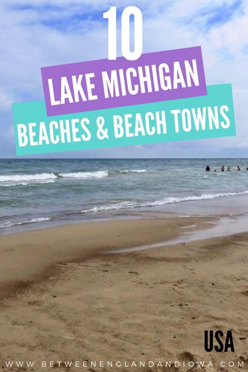 10 of the best Lake Michigan beaches