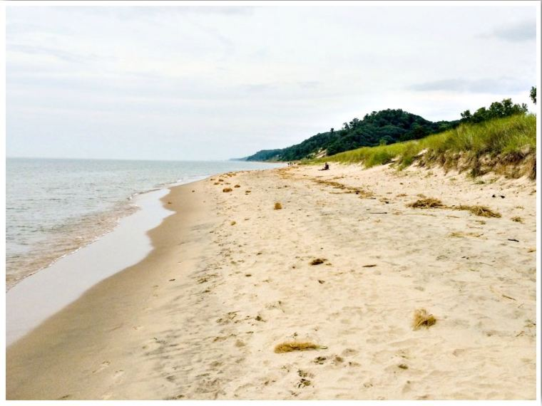 Lake Michigan Beaches Saugatuck MI Erin The Epicurean Traveler