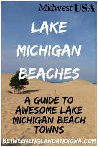 With a shoreline of over 1000 miles and boarding 4 states, there are plenty of Lake Michigan beaches that are worth checking out! Check out this guide to awesome Lake Michigan beach towns! Midwest USA