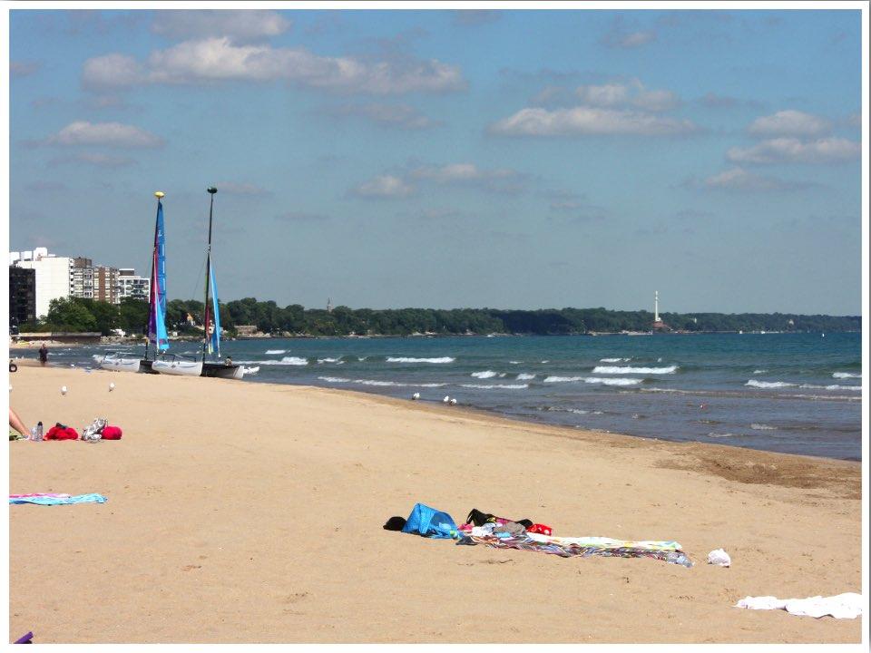 Lake Michigan Beaches Gillson Beach alittletimeandakeyboard
