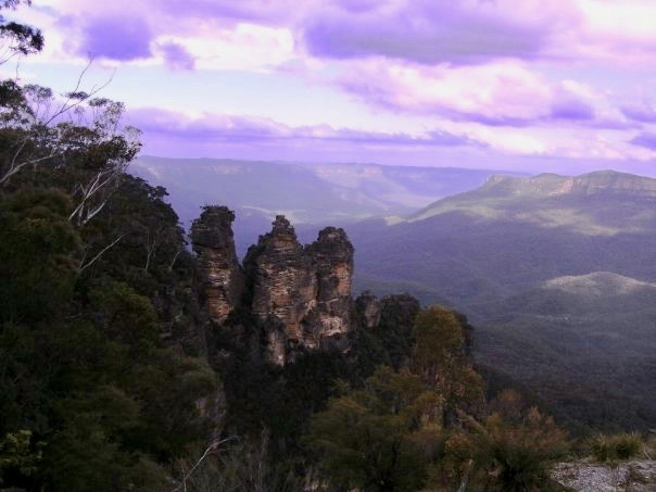 Sydney Blue Mountains Three Sisters