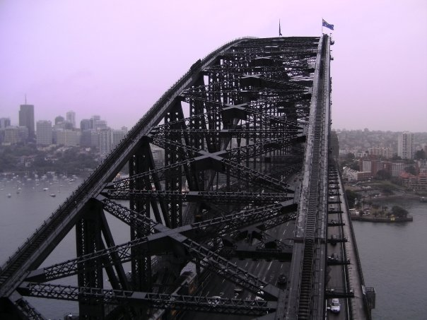Sydney Pylon Lookout